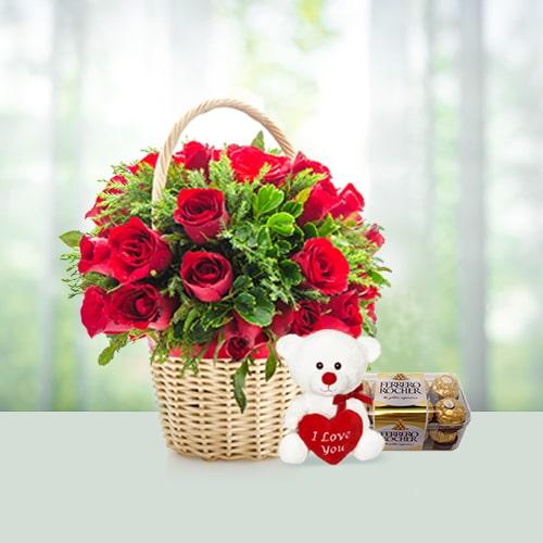 Roses n Fererro Rocher