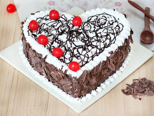 Choco tempting red velvet cake