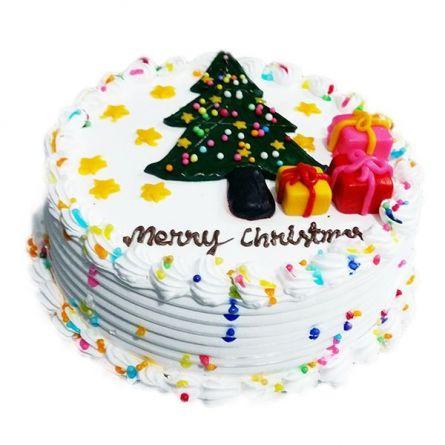 Christmas Gift- Butter Scotch Cake