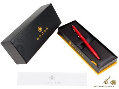 AT0622-119 Click Crimson Ball Point PenAT0622-119 Click Crimson Ball Point PenAT0622-119 Click Crimson Ball Point Pen