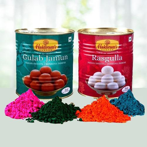 Holi Sweets Fervour