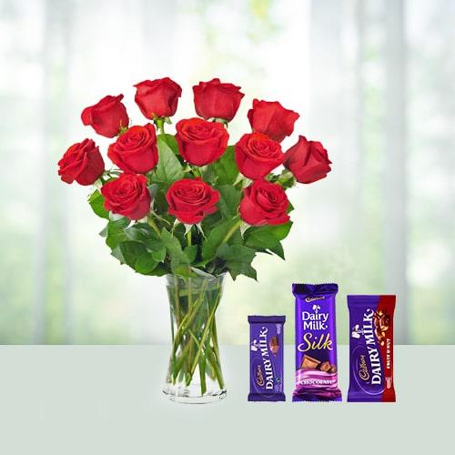 Chocolaty Proposal