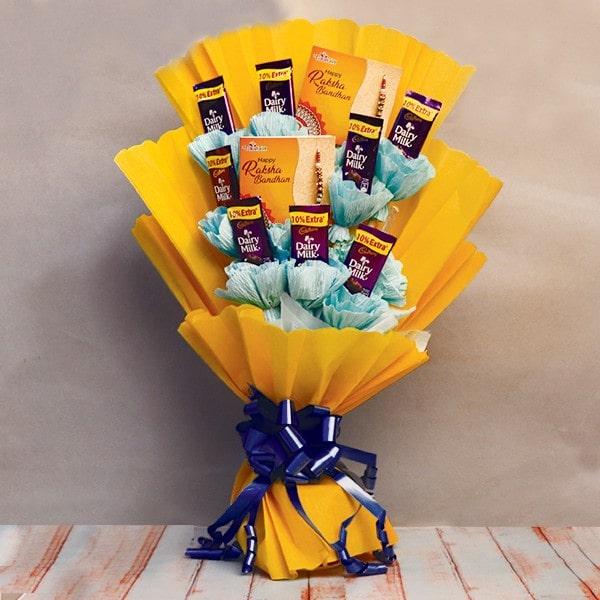 Cadbury Rakhi Special Bouquet