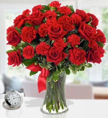 Flowers to UAE- Secret Admirer