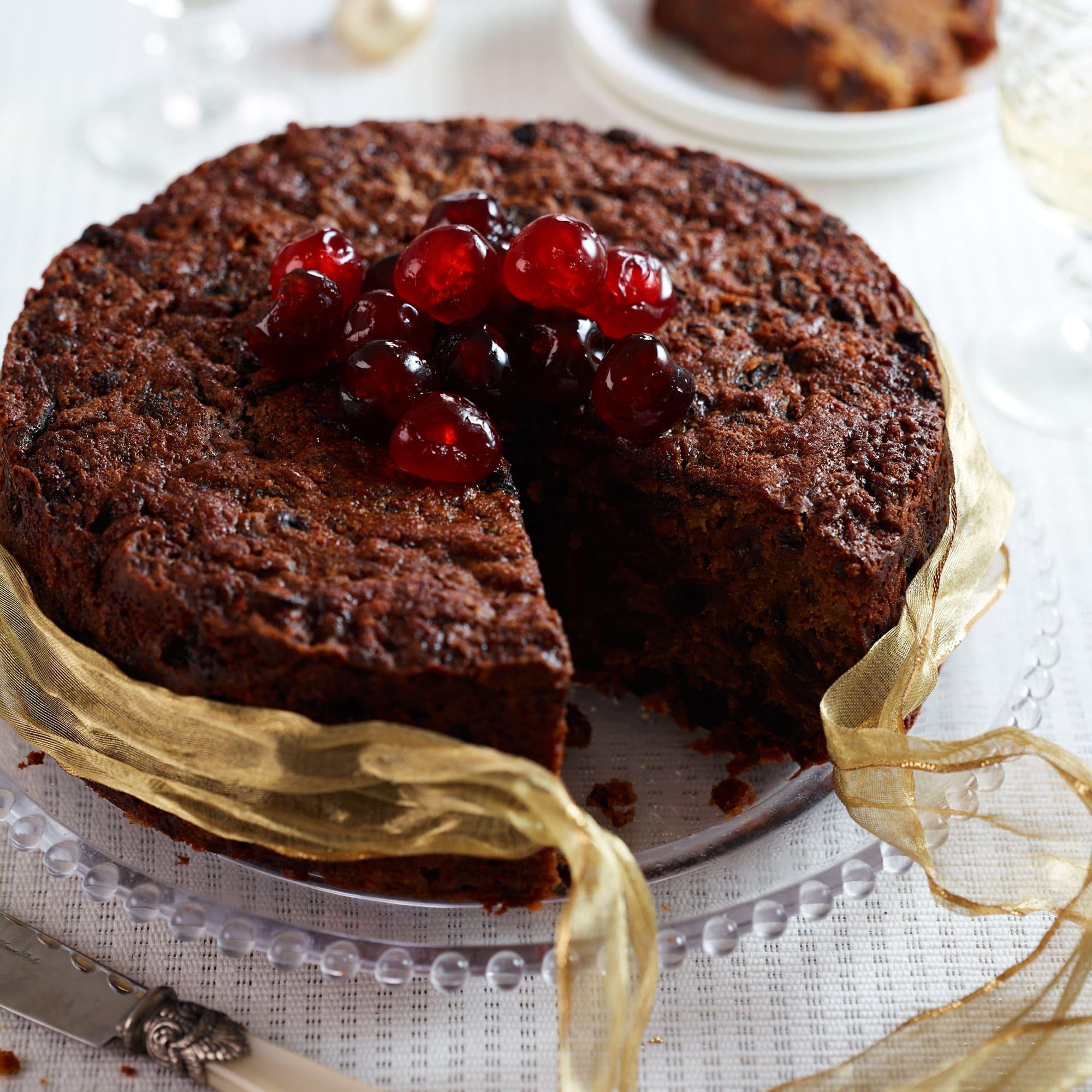 Christmas Gift- Rum Soaked Christmas Cake