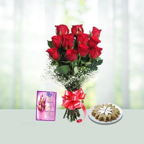 Roses N Cadbury Chocolates