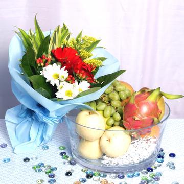 Sweet Surprise Fruit Hamper