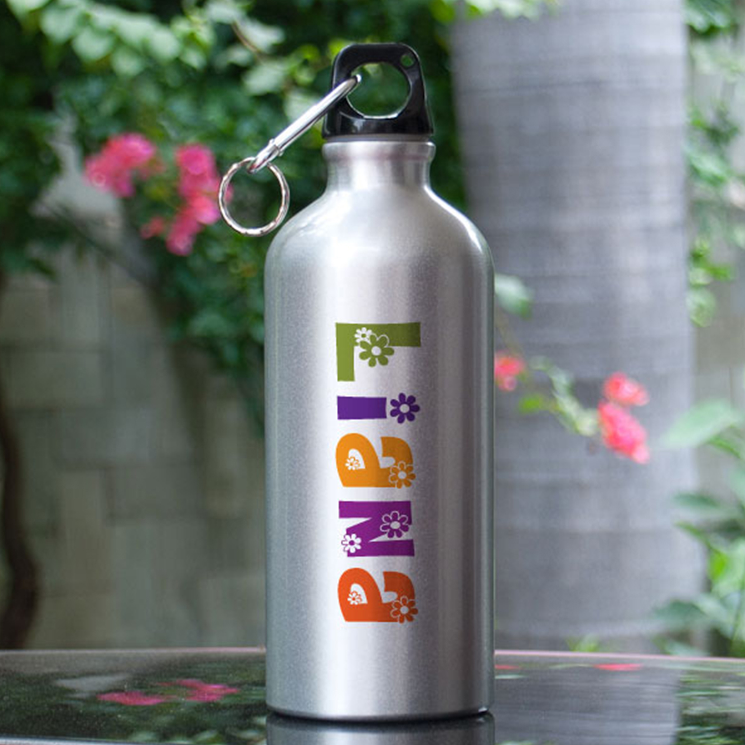 Bright Day Personalized Gift Sports Bottle