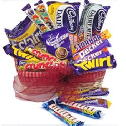 AD-Assorted Cadbury Chocolates worth