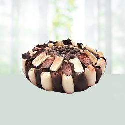 Belgium Cocoa Cake- 1 kg