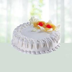 Five Star Bakery-Pineapple Cake 1Kg