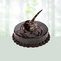 Chocolaty Truffle Half