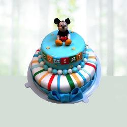 Cute Mickey Cake