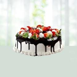 1/2Kg Eggless Cake