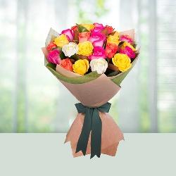 16 Mix Roses