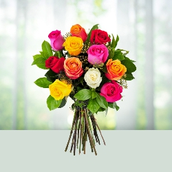 Mix Flowers Bouquet
