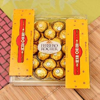 Ferrero rocher 24 pieces Rakhi Special