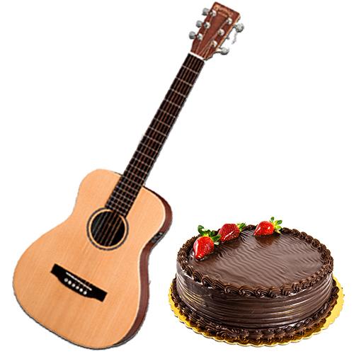 Cake N Guitarist Live Music
