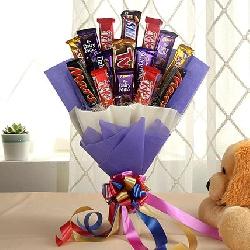 Love Choco Bouquet