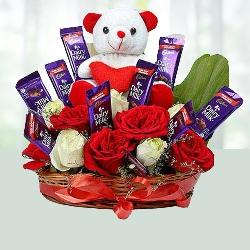 Teddy Luv Chocolate