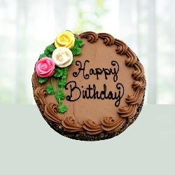 Shadow Birthday Cake