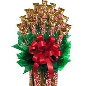 Twix 5 Star Chocolate Bouquet