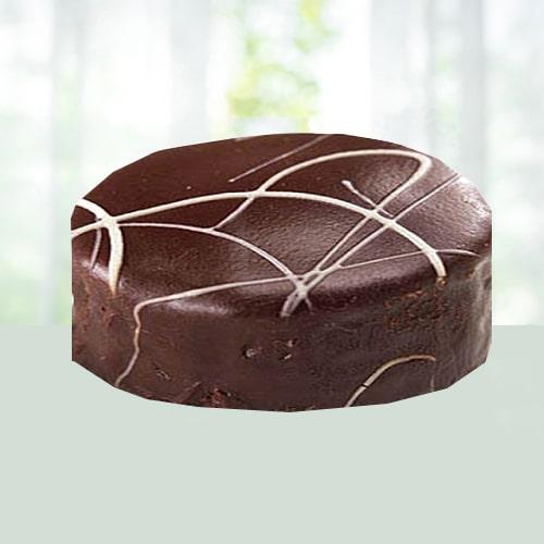 Ultimate Chocolate Blackout Cake