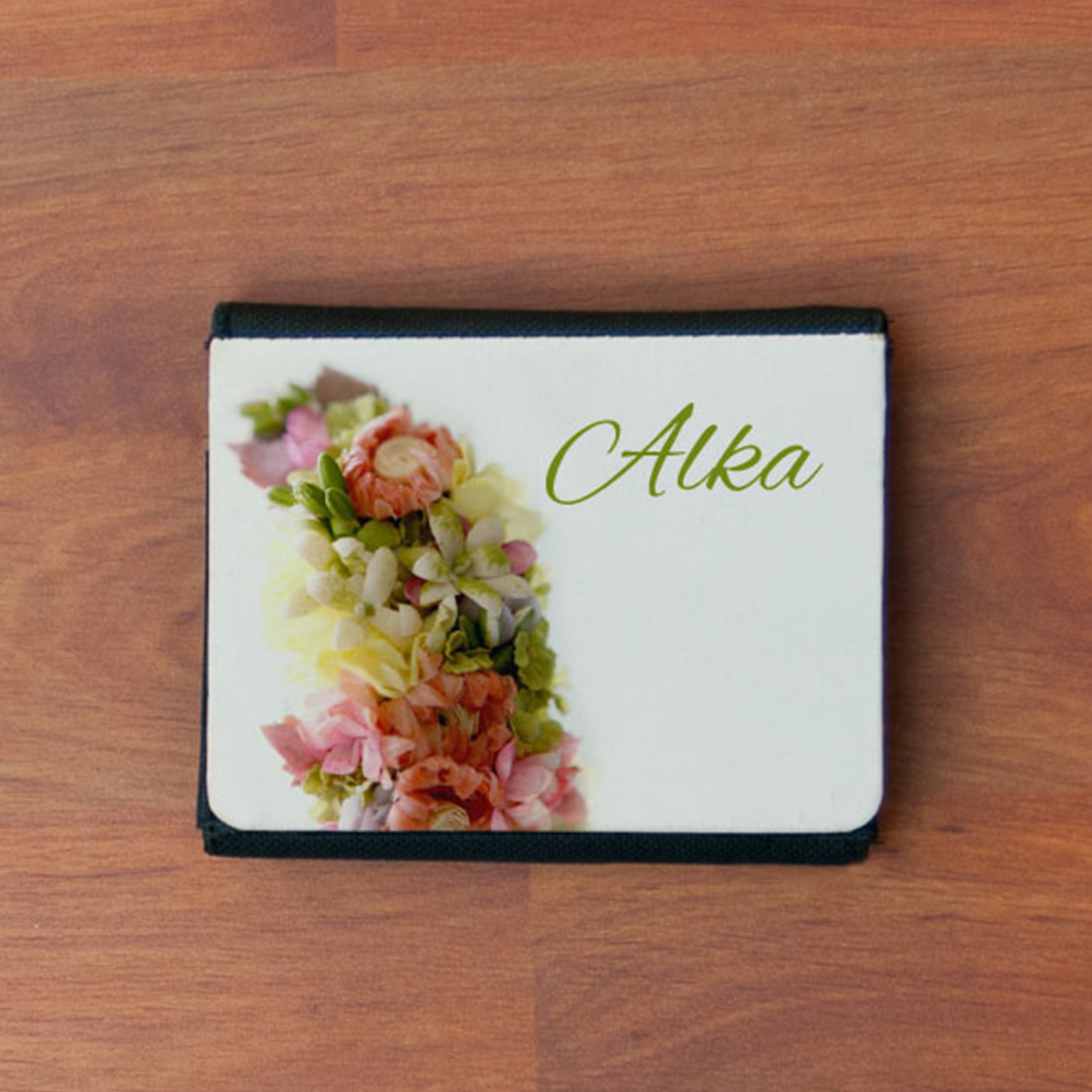 Sweet Angel Personalized Gift Wallet