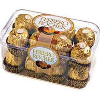16 Ferrero Rocher Chocolate Box
