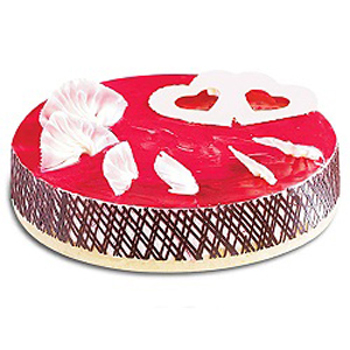 Strawberry Cheese Cake- 1 kg