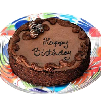 Send Chocolate Truffle Birthday Cakes Online Chocolate Truffle