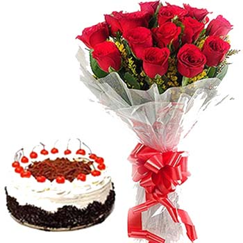 Order flowerscakes and greeting cards for birthday in online from celebration combo bookmarktalkfo Image collections