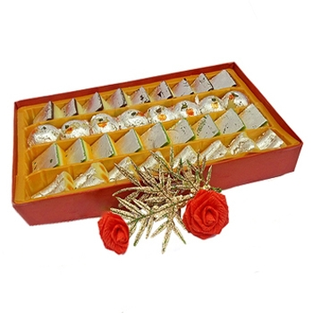 Navratri Mixed Mithai Hamper