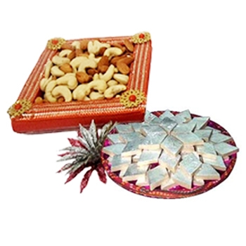 Navratri Sweets with Dry Fruit