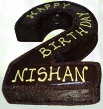 number-cake-to-chennai