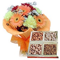 Flowers bouquet-Floral salute-online flower delivery in Delhi