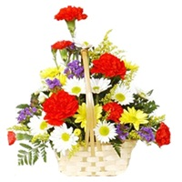 Flowers bouquet-Shining Surprise-bouquet delivery to Delhi