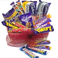 AD-Assorted Cadbury Chocolates worth