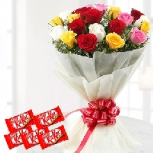 Flowers Magic of Carnations-flowers to Bangalore delivery