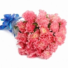 Flowers bouquet-Carnations Dream-send flower to Delhi