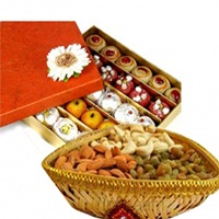 Sweets With Dryfruits