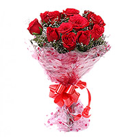 Ravishing Red Roses